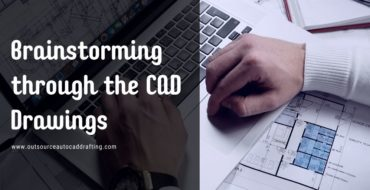 Brainstorming through the CAD Drawing services
